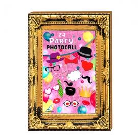Kit de Accesorios y Marcos para Photocall