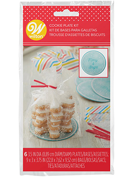 Kit para Galletas Copo de Nieve