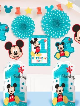 Decoracion Fiestas Y Cumpleanos Mickey Mouse Miles De Fiestas