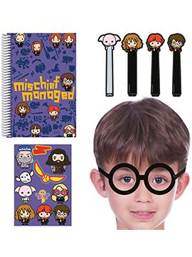 Kit Juguetes Harry Potter 16 piezas