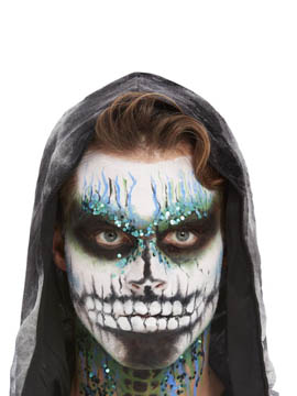 Kit Maquillaje Esqueleto Luxe