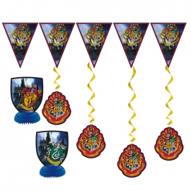 Kit para Decorar Fiestas Harry Potter