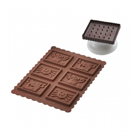 Kit para hacer galletas de chocolate Monstruosas