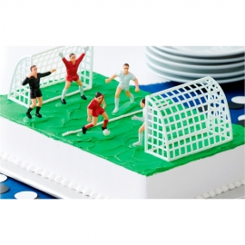 Kit para Tartas Fútbol 7 Piezas