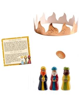 Kit Roscón de Reyes Nº 2 sin caja