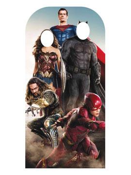 Photocall La Liga de la Justicia 190 cm