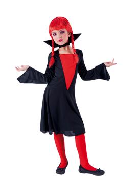 Disfraz Vampira Infantil