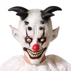 Máscara de Látex Demonio Halloween