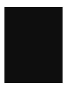 Mantel de Papel Negro