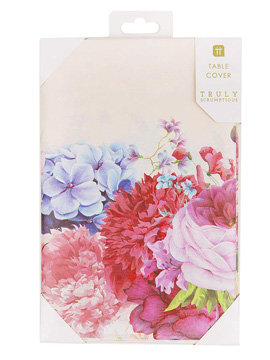 Mantel de Papel Trulu Scrumptious Floral