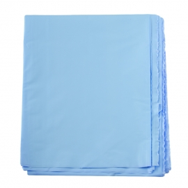 Mantel de Plástico Azul - Miles de Fiestas