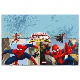 Mantel de Plástico Ultimate Spiderman