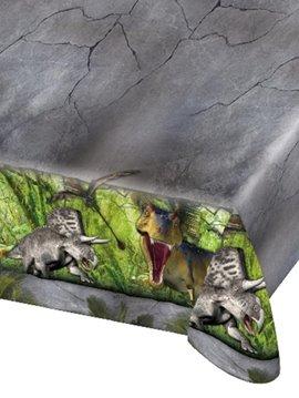 Mantel de Plástico Dinosaurios Attack