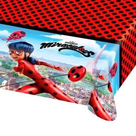 Mantel Plástico LadyBug 180 cm