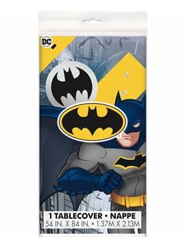 Mantel de plástico de Batman