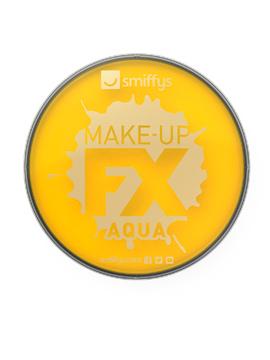 Maquillaje al Agua Amarillo 16 gr