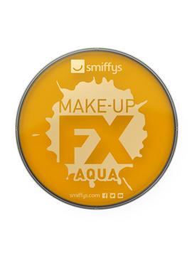 Maquillaje al Agua Oro Metalizado 16 gr