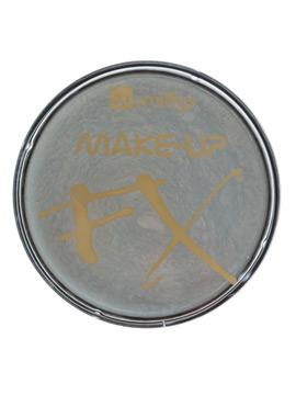 Maquillaje al Agua Plata Metalizado 16 gr