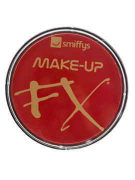 Maquillaje al Agua Rojo 16 gr
