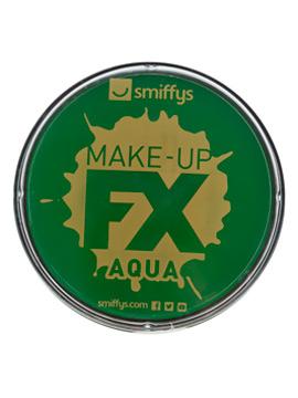 Maquillaje al Agua Verde 16 gr