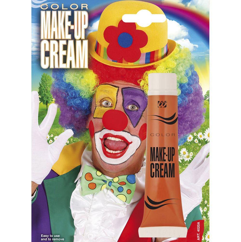 Maquillaje en Crema Naranja 28 ml