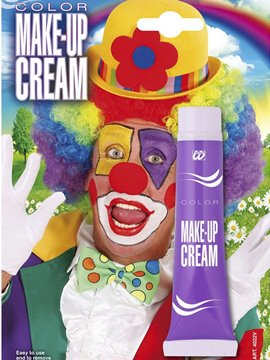 Maquillaje en Crema Violeta 28 ml