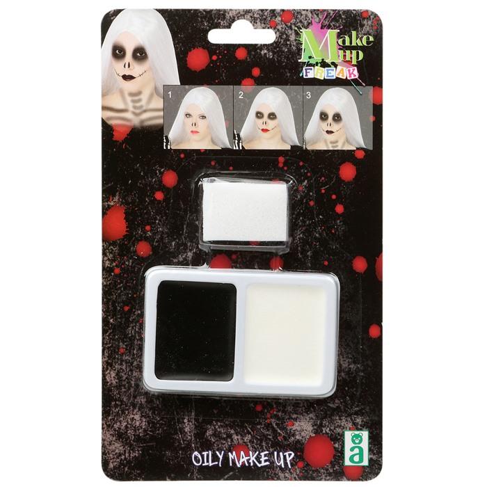 Maquillaje Halloween en Cera