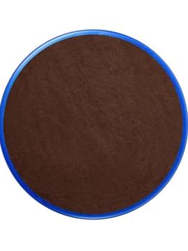 Maquillaje Marrón Oscuro en Cera 18ml