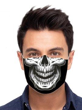 Mascarilla Esqueleto Adulto con Filtro
