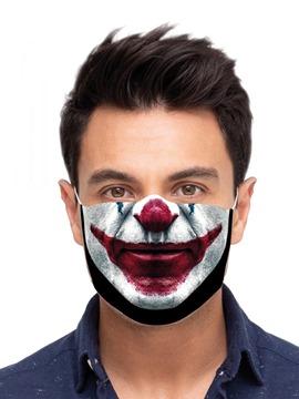 Mascarilla Joker Adulto con Filtro