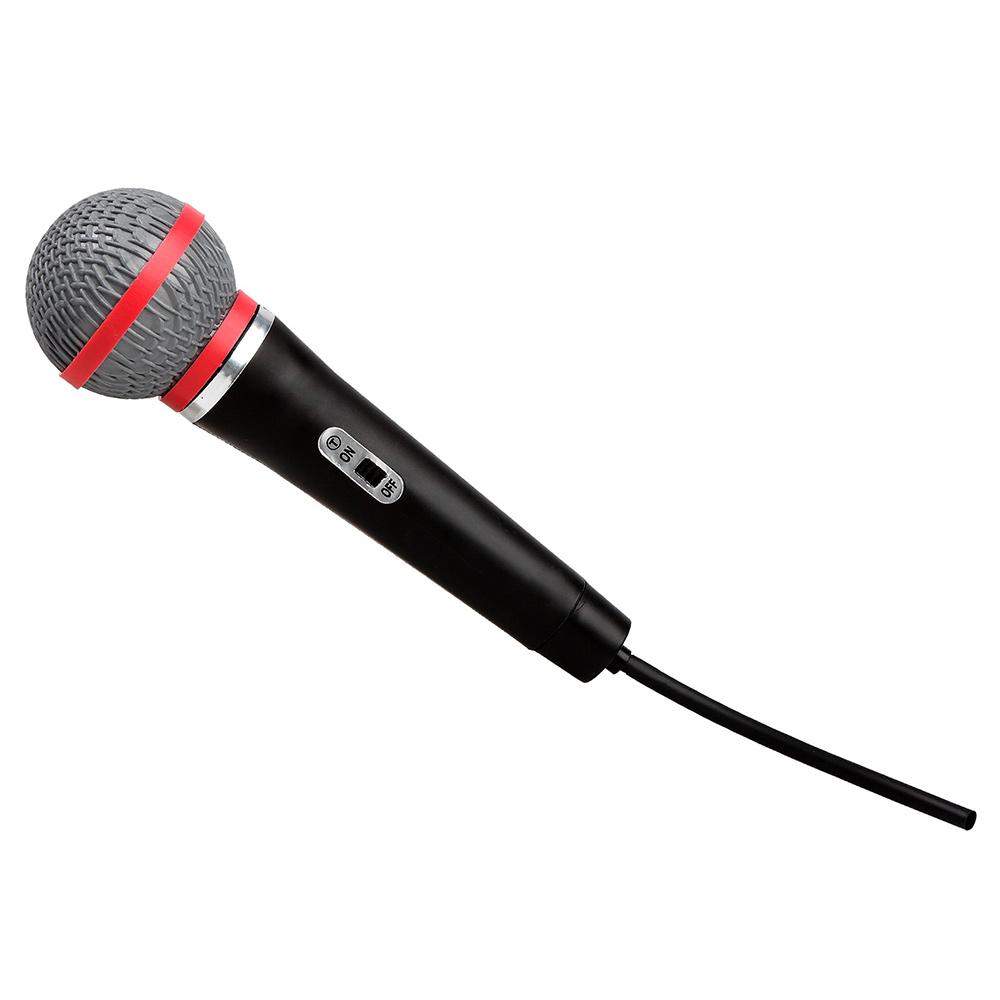 Micrófono 19 cm