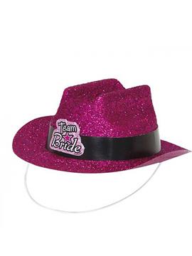 Mini Sombrero Rosa