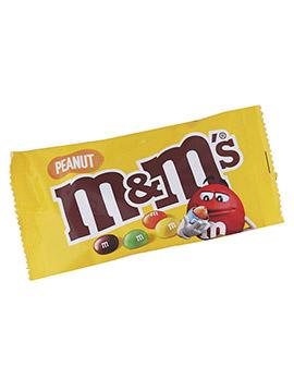 M&M's Cacahuete 45 gr