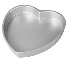 Molde forma corazón 15cm