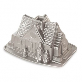 Molde Gingerbread house Nordic Ware