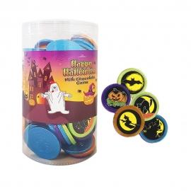 Monedas de Chocolate Halloween 105 ud