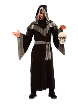 Disfraz Hechicero Oscuro Adulto