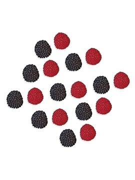 Mini Moras de Gominola Rojas y Negras 1 Kg - Fini