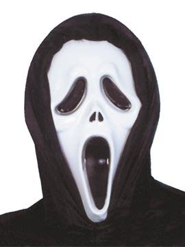 Máscara con Capucha Asesino