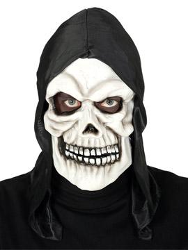 Máscara con capucha Calavera
