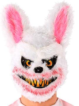 Máscara Conejo Blanco Asesino