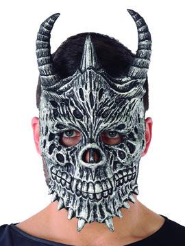 Máscara Demonio Esqueleto