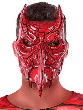 Máscara Demonio Nariz Puntiaguda
