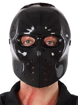Máscara Hockey Negra
