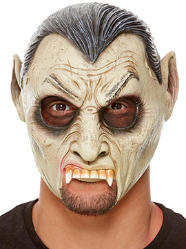 Máscara Látex Vampiro