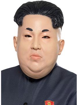 Máscara Dictador Norcoreano