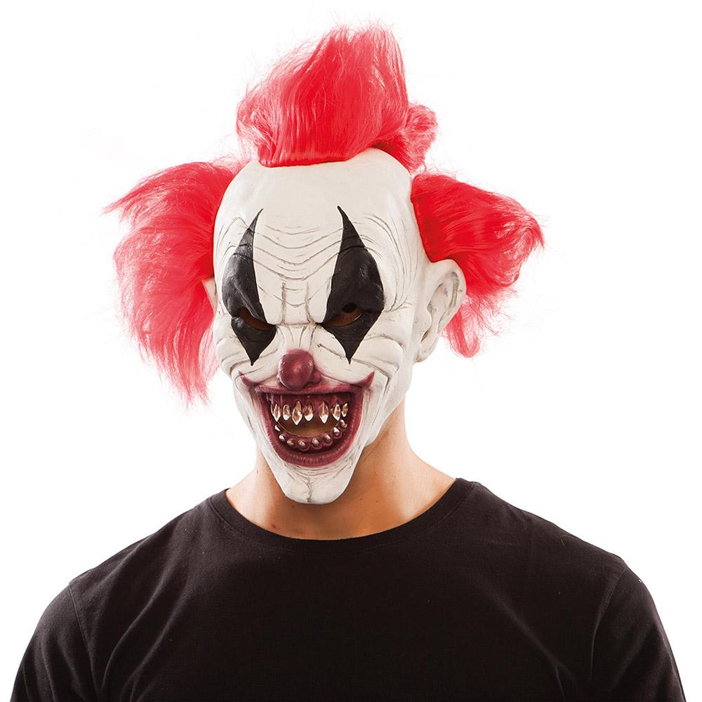 Máscara Payaso Diabólico Látex Halloween - Envíos en 24H✅ 4f0babd23d4e