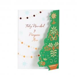 Tarjeta Felicitación Navidad A