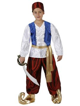 Disfraz Niño Árabe Infantil