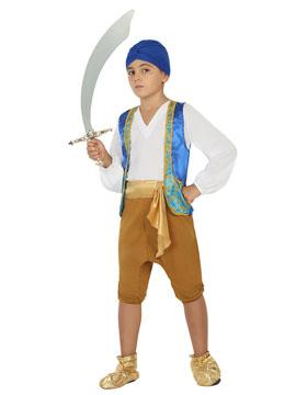 Disfraz Guerrero Árabe Infantil